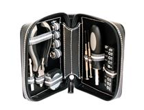 20PC TOOL KIT SET BLK ZIP CASE