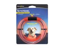 NiteHowl LED Safety Necklace - Red