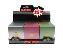 25s CLIC BOX METALLIC (12=1)