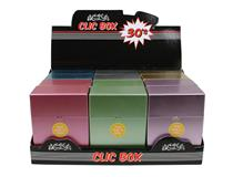 30s CLIC BOX METALLIC (12=1)