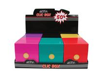 50s CLIC BOX COLOURS (12=1)
