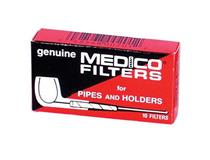 MEDICO 6MM PIPE FILTERS (12=1)