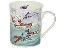 MUG CRAZY SPORTS FISHING