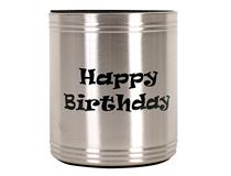 SS HAPPY B`DAY STUBBY COOLER