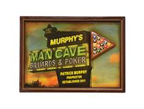WALL PLAQUE MURPHYs MAN CAVE