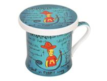 ZODIAC MUG & COASTER - AQUARIUS