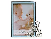 BABY FRAME & BEAR BLUE