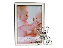 BABY FRAME & BEAR CREAM