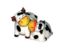 COW MAGNETIC SALT & PEPPER