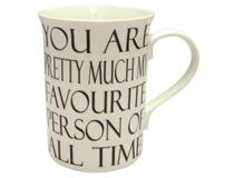 FAVORITE PERSON MUG