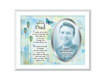 GLASS FRAME A SPECIAL DAD