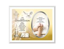 GLASS FRAME YOUR CONFIRMATION