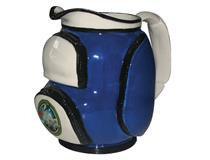 GOLF MILK JUG BLUE