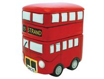 LONDON BUS TRINKET BOX
