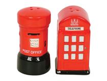 LONDON PH BOX & LETTER BOX S&P SET 2