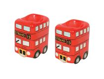 LONDON ROUTEMASTER EGG CUPS SET 2