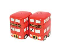 LONDON ROUTEMASTER SALT & PEPPER SET 2