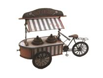MODEL ICE CREAM BIKE