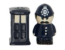 POLICE SALT & PEPPER 2PC