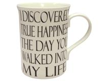 TRUE HAPPINESS MUG
