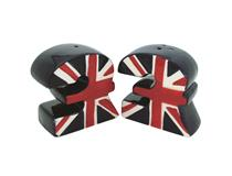 UK POUND SALT & PEPPER SET