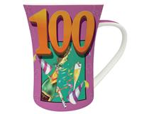 BISCAY PARTY AGE MUG 100