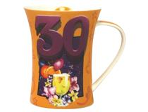 BISCAY PARTY AGE MUG 30 GIRL