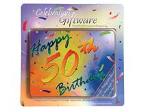 SUKASA 50th B`DAY KEEPSAKE