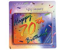 SUKASA 70th B`DAY KEEPSAKE