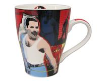POP ART MUG - FREDDY MERCURY
