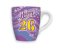 CELEBRATION MUG - HAPPY 26