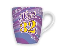 CELEBRATION MUG - HAPPY 32