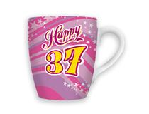CELEBRATION MUG - HAPPY 37
