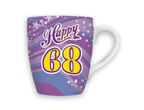 CELEBRATION MUG - HAPPY 68
