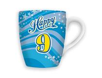 CELEBRATION MUG - HAPPY 9
