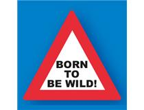 TRAFFIC SIGNS BORN TO BE WILD