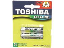 AA ALKALINE BATTERY 2PK