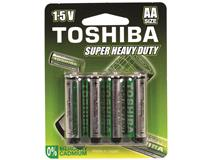 AA SUPER HEAVY DUTY BATTERY 4PK