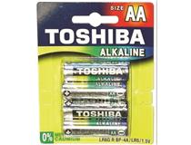 AA SUPER ALKALINE BATTERY 4PK
