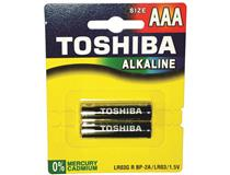 AAA SUPER ALKALINE BATTERY 2PK