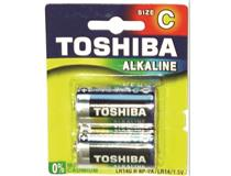 C SUPER ALKALINE BATTERY 2PK