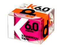 K Tape 50mmx6.0m Electric Pink (6=1)