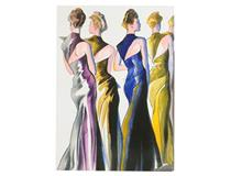 Charles James Ball Gowns A5 Layflat N/Bk