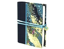 Japanese Journal A6 Indigo Wave