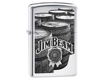 29324 JIM BEAM BARRELS - H/P CHROME