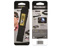HEADBAND FLASHLIGHT HOLDER