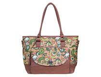 CARRY ALL TOTE GINGER BLOOM