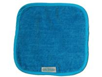 TOWEL FACE CLOTH AQUA (20=1)