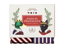 Playing Cards Animal Portraits BBestiary