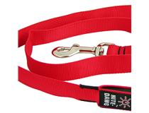 Nite Dawg® LED Pet Leash Red